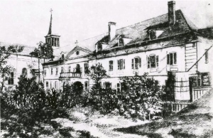 1114 Chartres (Ursuline Convent)