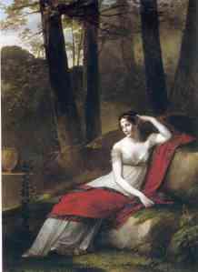 Pierre Paul Prud Hon (Joséphine de Beauharnais