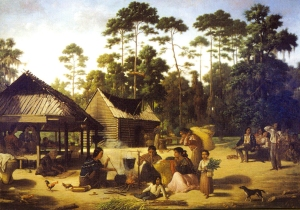 François Bernard (Choctaw Village