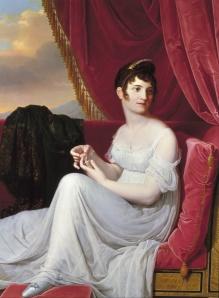 Jean-Bernard Duvivier Portrait de Madame Tallien