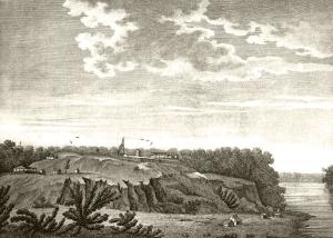 fort Rosalie au pays des Natchez