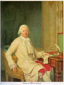 Adélaïde Labille-Guiard: Portrait du duc de Choiseul