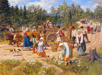 Claude Picard (déportation des Acadiens