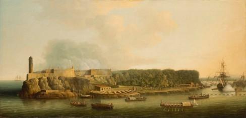 chateau Moro à la Havane