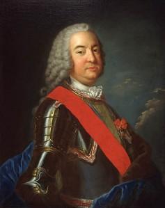 Donatien Nonotte: Pierre de Rigaud de Vaudreuil de Cavagnial