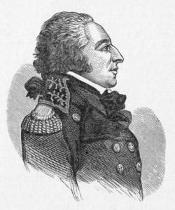 Edmond-Charles Genêt ambassadeur de la convention aux Etats Unis