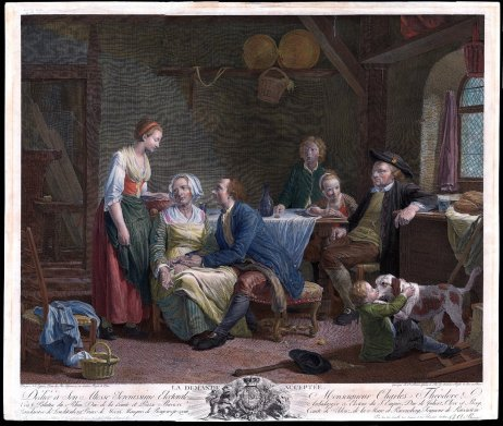 Lepicie Balvay 1784 FAMILY-PROPOSAL-FAMILY-MARRIAGE-ACCEPTED-