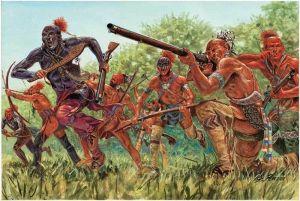 attaques des mohicans