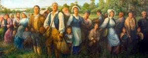 Robert DAFFORD (L'Arrivée des Acadiens en Louisiane détails