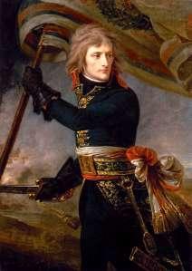 1801 Antoine-Jean Gros - Bonaparte sur le pont d' Arcole