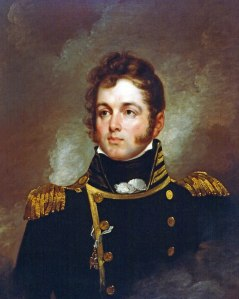 Captain Oliver Hazard Perry, Portrait in oils by Edward L. Mooney
