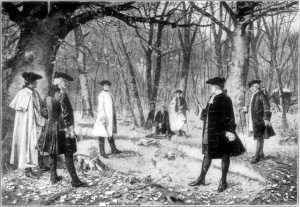 duel entre Aaron Burr et Alexander Hamilton
