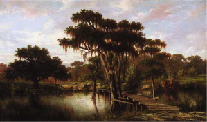 Meyer Straus (le bayou teche.