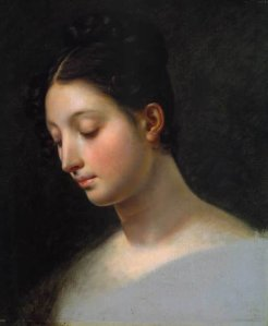 Anne-Louis Girodet-Trioson (étude de Galaté