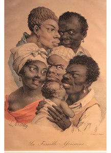 boilly (la famille africaine