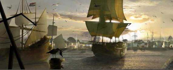 illustration de Assassin's Creed Liberation HD