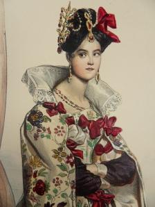 ACHILLE DEVERIA 1830
