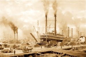 port de la Nouvelle-Orléans