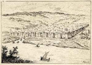 Bordeaux au Xème siècle
