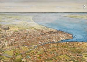 Burdigala au début du IIIe siècle, Jean-Claude Golvin
