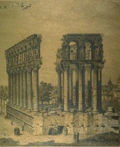 Léo DROUYN:  Les piliers de Tutelle