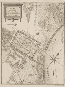 extrait de l'ouvrage de Dom Devienne, Histoire de la ville de Bordeaux, Bordeaux, De La Court, 1771