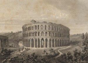 Palais galien,  dessin de Bordes