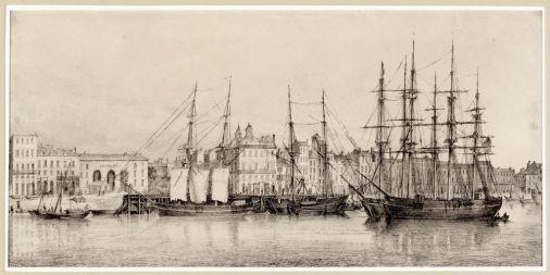 Le port des chartrons