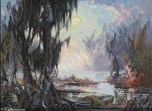Heldner colette Louisiana bayou