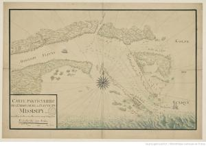 embouchure du fleuve Mississippi