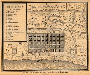 Nouvelle-Orléans 1728