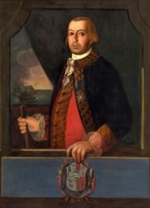En 1777, le chef militaire espagnol Bernardo de Galvez est devenu le gouverneur