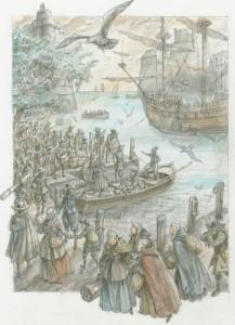 Francis Back (les colons