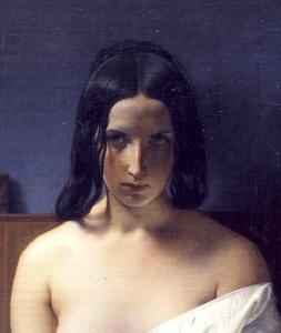Francesco Hayez - Vengeance is Sworn, 1851 (Details)