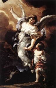 PIETRO DA CORTONA (Guardian Angel