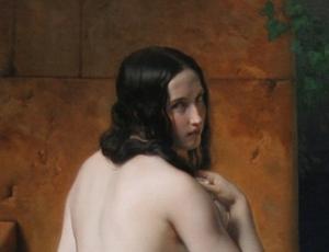 Francesco Hayez: suzanne au bain