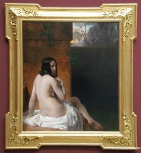 Francesco Hayez (suzanne au bain