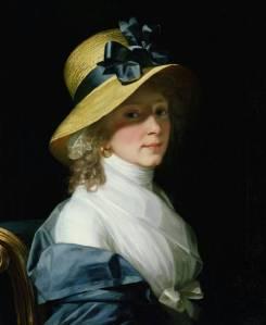 Portrait of Frau Senator Elisabeth Hudtwalcker