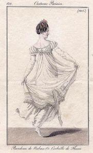 costume parisien 1802