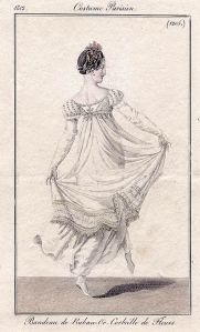 costume parisien 1802