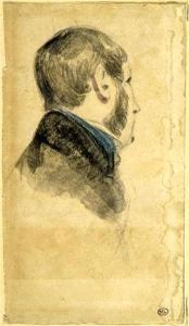Constable John (1776-1837) Portrait d'Abraham Constable, frère de l'artiste