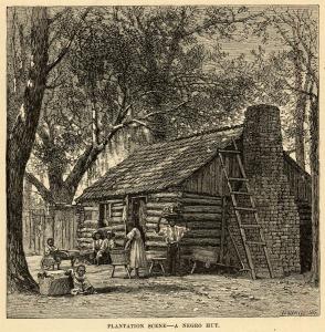 cabane esclave