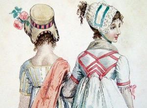 'Modes et Manieres du Jour 1798 - 1808'