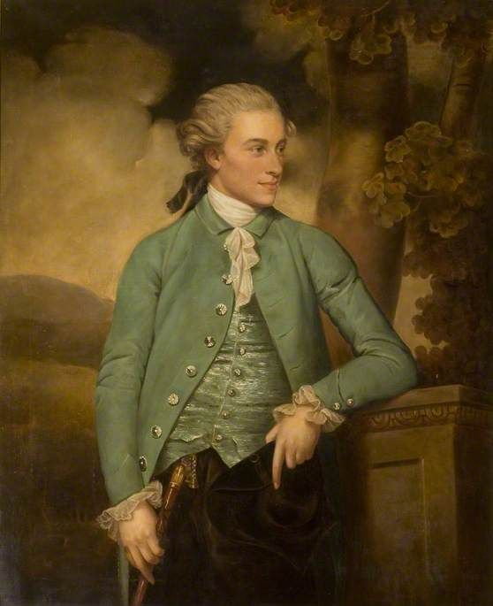 1779 John Downman - John Mortlock of Cambridge and Abington Hall, Great Abington, Cambridgeshire.jpg