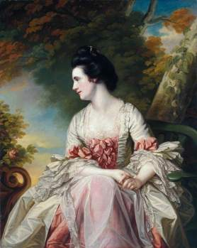 Cotes, Francis, 1726-1770; Portrait of a Lady