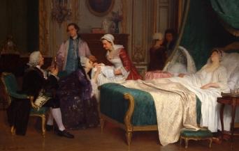 Joseph Caraud (1821 - 1905) - Le premier - né.jpg