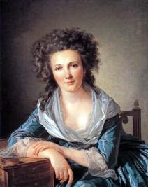 Louis-Roland Triquesse  (1791 Portait d'une Dame.jpg