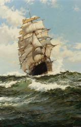 """ Montague Dawson (The Oberon "".jpg"