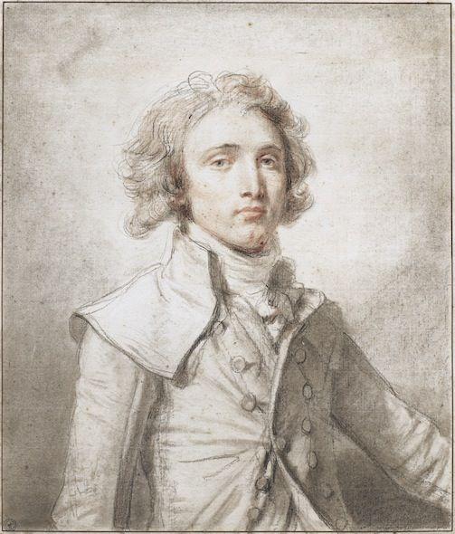 Jean-Baptiste Greuze (1725-1805) - Portrait de jeune homme - Craie noire et sanguine.jpg