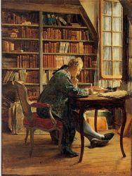 """Jean Louis Ernest Meissonier 1862 """"Bibliophile"""".jpg"""